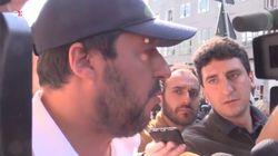 Il lapsus di Salvini del 19 aprile: