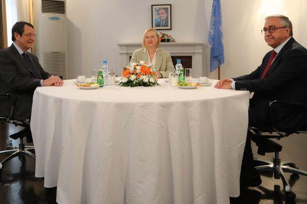 Αναστασιάδης: Έχουμε θετικό κλίμα για συνομιλίες, αν και παραμένουν οι