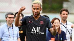 La plainte pour viol contre Neymar classée sans suite par la justice
