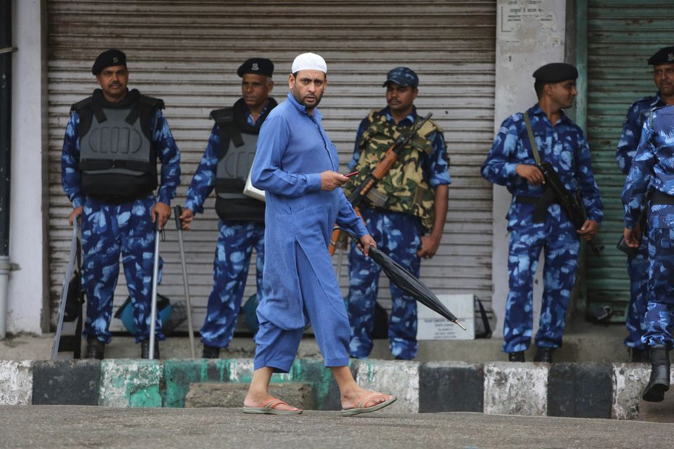 Forget Business, We First Want To Survive: Head Of Kashmir's Chamber Of