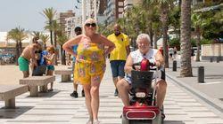 Las vacaciones de casi un millón de jubilados, en el aire por los viajes del