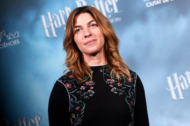 Natalia also played Tonks in the Harry Potter