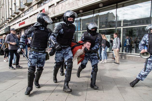 La traque de ceux qui sont la Russie libre ne peut que nous