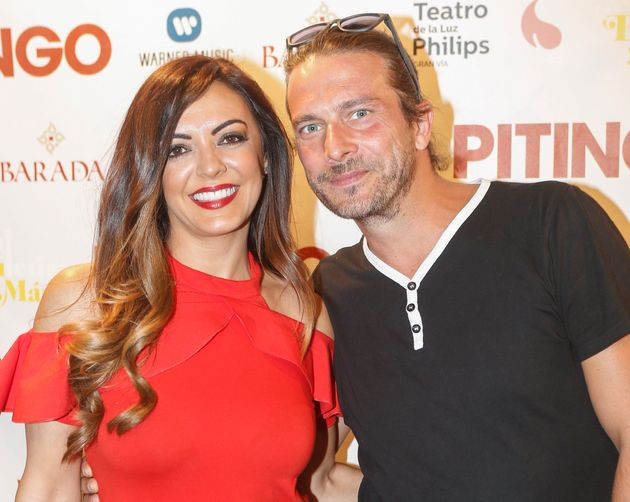 La cantante Merche y Arturo Requejo ('GH'),
