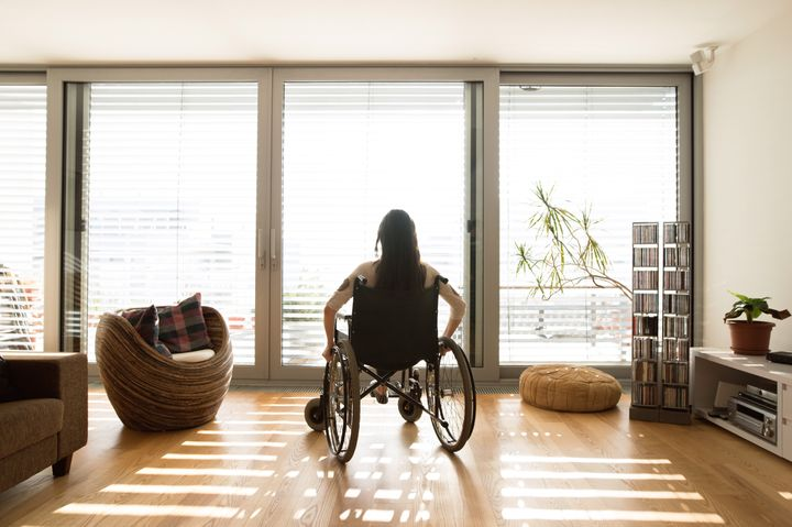 A survey of women with physical disabilities by a U.K. charitable organization found only 1% of respondents were provided a h