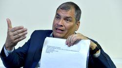 Prisión preventiva para el expresidente de Ecuador, Rafael Correa, por