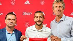 Officiel: Hakim Ziyech prolonge avec l'Ajax