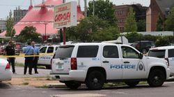 Un homme armé d'un fusil d'assaut et vêtu d'un gilet pare-balles neutralisé dans un Walmart aux