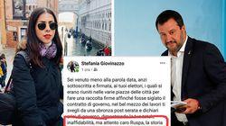 Consigliera 5Stelle di Genova evoca Piazzale Loreto per Salvini e poi si scusa: