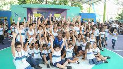 Como o basquete está ajudando a educação no Rio de
