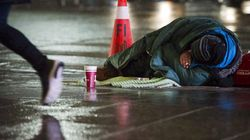 Growing Number Of Newcomers To Canada End Up Homeless: