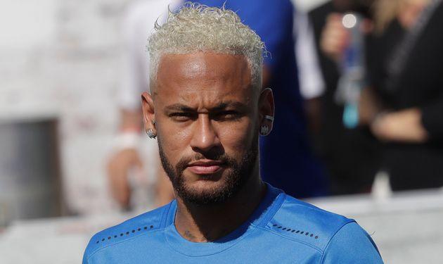 Les vidéos du geste de Neymar avaient enflammé les réseaux sociaux durant les heures...