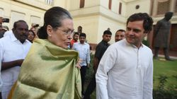 Sonia, Rahul Recuse Themselves From CWC
