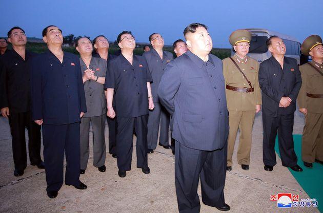 북한 '단거리 탄도미사일' 추정 발사체 발사에 대한 여야 정당들의