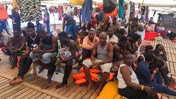 El 'Open Arms' rescata otras 39