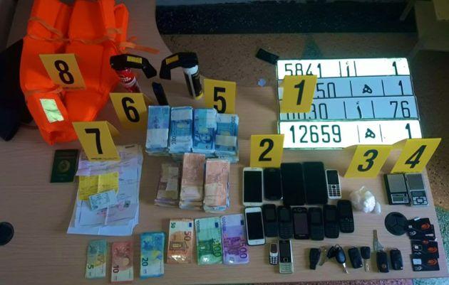 Immigration illégale et trafic de drogue: 13 personnes arrêtées dans la région de Nador et