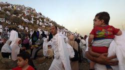 Elan de ferveur sur le mont Arafat, temps fort du