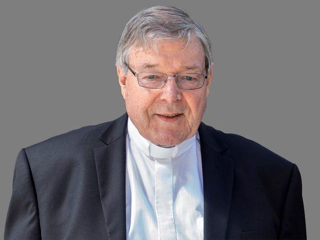 El cardenal australiano George