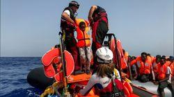 Méditerranée: 85 migrants sur l'Ocean Viking, Richard Gere soutient les bloqués depuis une semaine sur l'Open