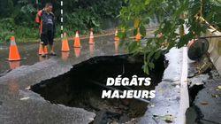 Au moins 18 morts après le passage du typhon Lekima en