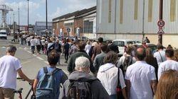 Une marche blanche pour Steve rassemble entre 200 et 300 personnes à