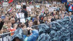 Plusieurs milliers de manifestants à Moscou pour des