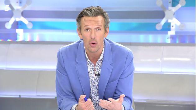 Joaquín Prat (Telecinco) denuncia que ha sido víctima de una suplantación de identidad: