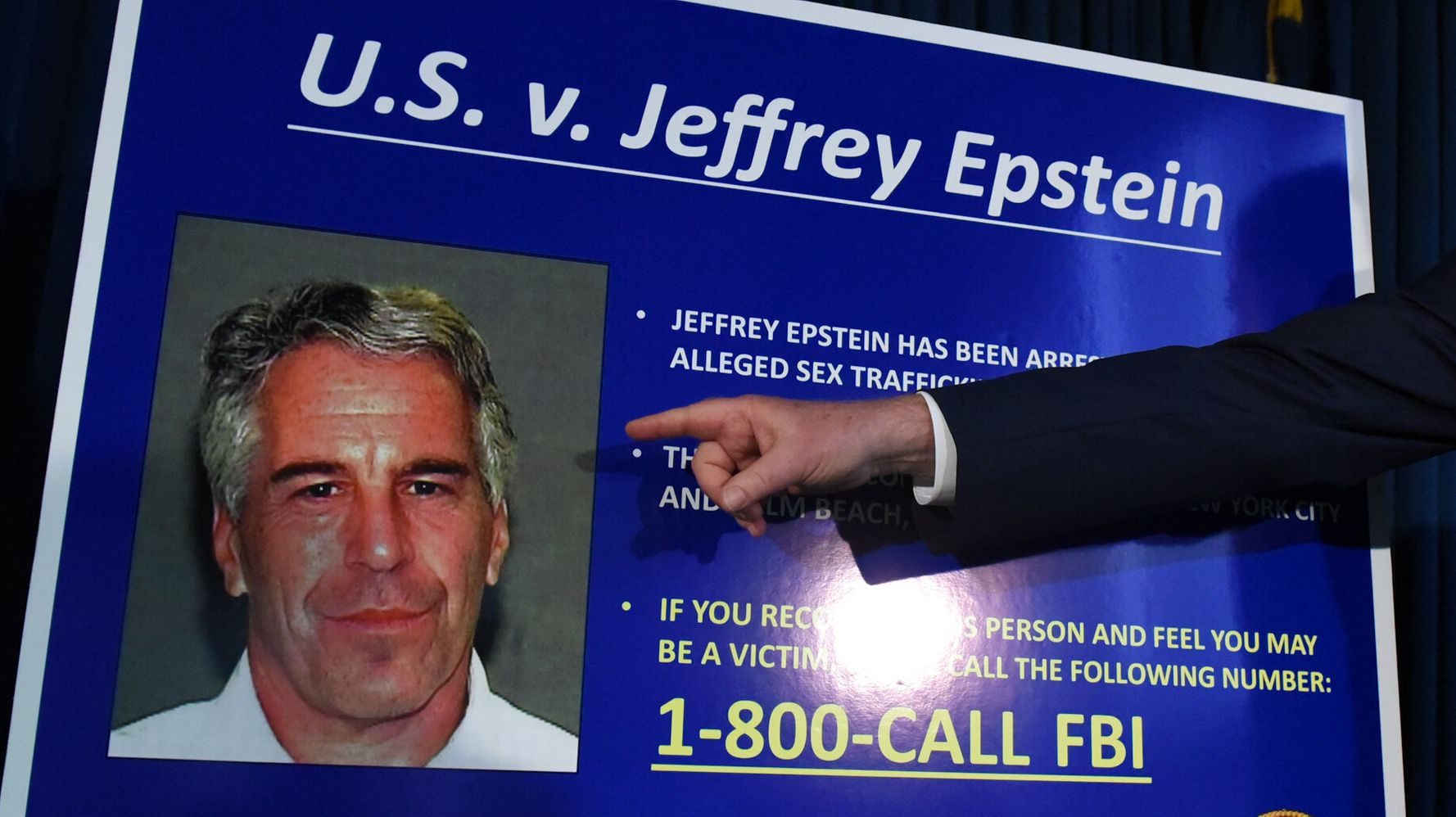 Westlake Legal Group 5d4f19ff240000ff34937e3e Prosecutors Say Jeffrey Epstein Sex Trafficking Investigation Not Over