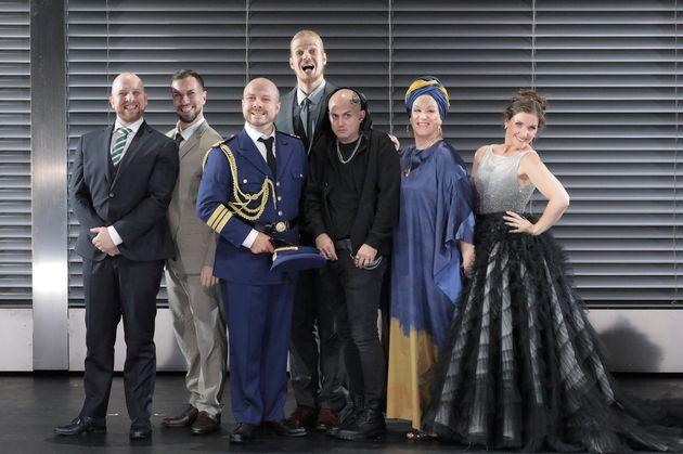 Agrippina / Bayerische Staatsoper /Wilfried