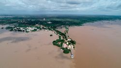 Death Toll From India Floods Rises To 95, Hundreds Of Thousands
