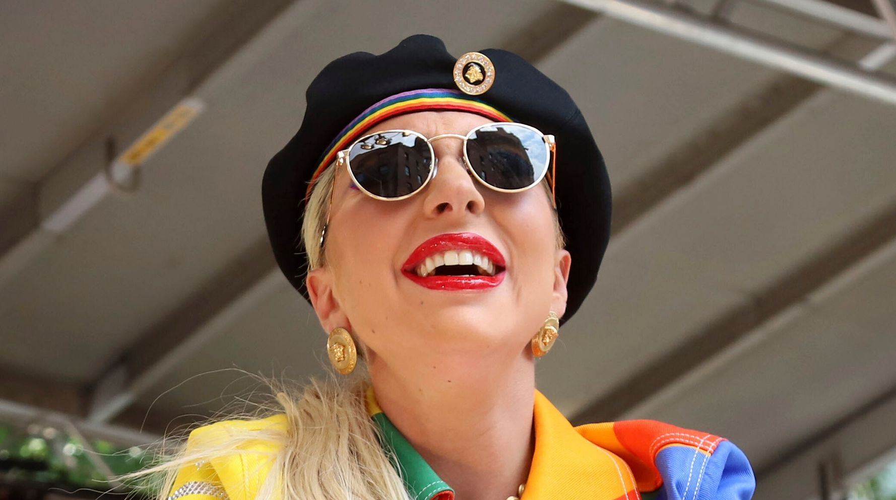 Westlake Legal Group 5d4f9e3b2200003100f4ed82 Lady Gaga Vows To Fund School Projects In El Paso, Dayton And Gilroy