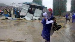 Kίνα: Περισσότεροι από 25 οι νεκροί από τον τυφώνα