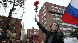 러시아에서 3주째 '안티 푸틴' 시위가