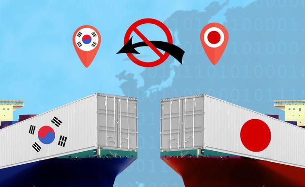 일본의 상반기 무역 흑자가 86%나