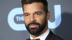 Ricky Martin presenta per la prima volta la figlia Lucia (ed è