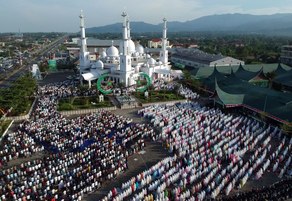 L'Aïd Al Adha à travers le monde musulman en
