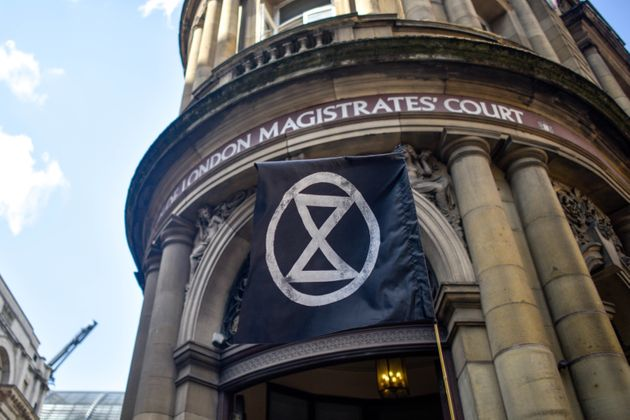 Extinction Rebellions Day In Court: Its An Absurd Waste Of Public Money