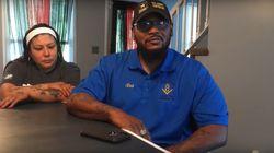 Officer On Leave After KKK Application Found Framed On Bedroom