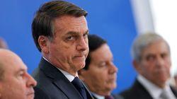 'O Brasil não precisa disso', diz Bolsonaro sobre corte de verba da Alemanha para