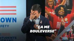 Cet élu démocrate fond en larmes pendant un panel sur la violence
