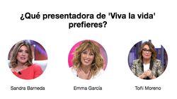 VOTA: ¿Qué presentadora de 'Viva la vida'