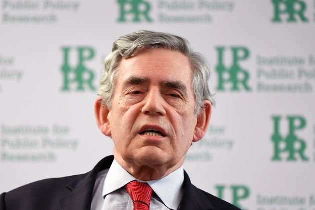 Gordon Brown: Union Is 'Sleepwalking Into Oblivion' Amid Rise In Nationalism