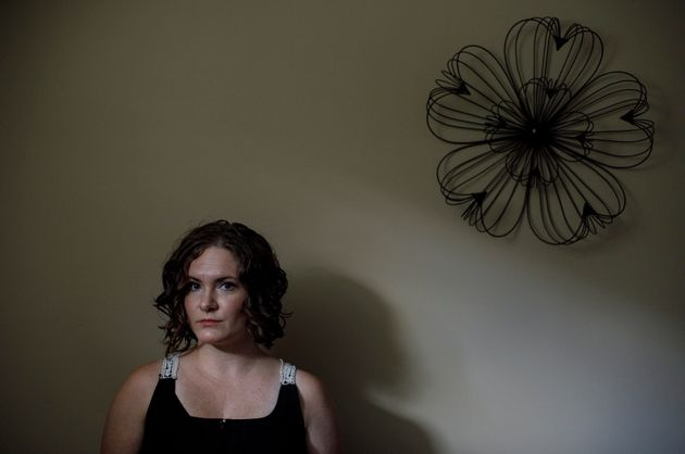 Kaeleigh MacDonald, a volunteer for Fertility Matters Canada, in Sherwood Park,