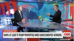 CNN's Jake Tapper Needles Border Chief On Potential Trump Organization
