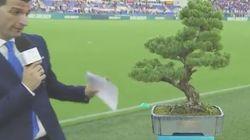 Cachondeo generalizado con el trofeo que ha perdido el Real Madrid: no es para