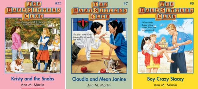 'The Baby-Sitters Club' Author Ann M. Martin On The Series' Ageless