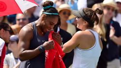 Serena Williams Gets Support From Opponent After Injury: 'You're A F**king