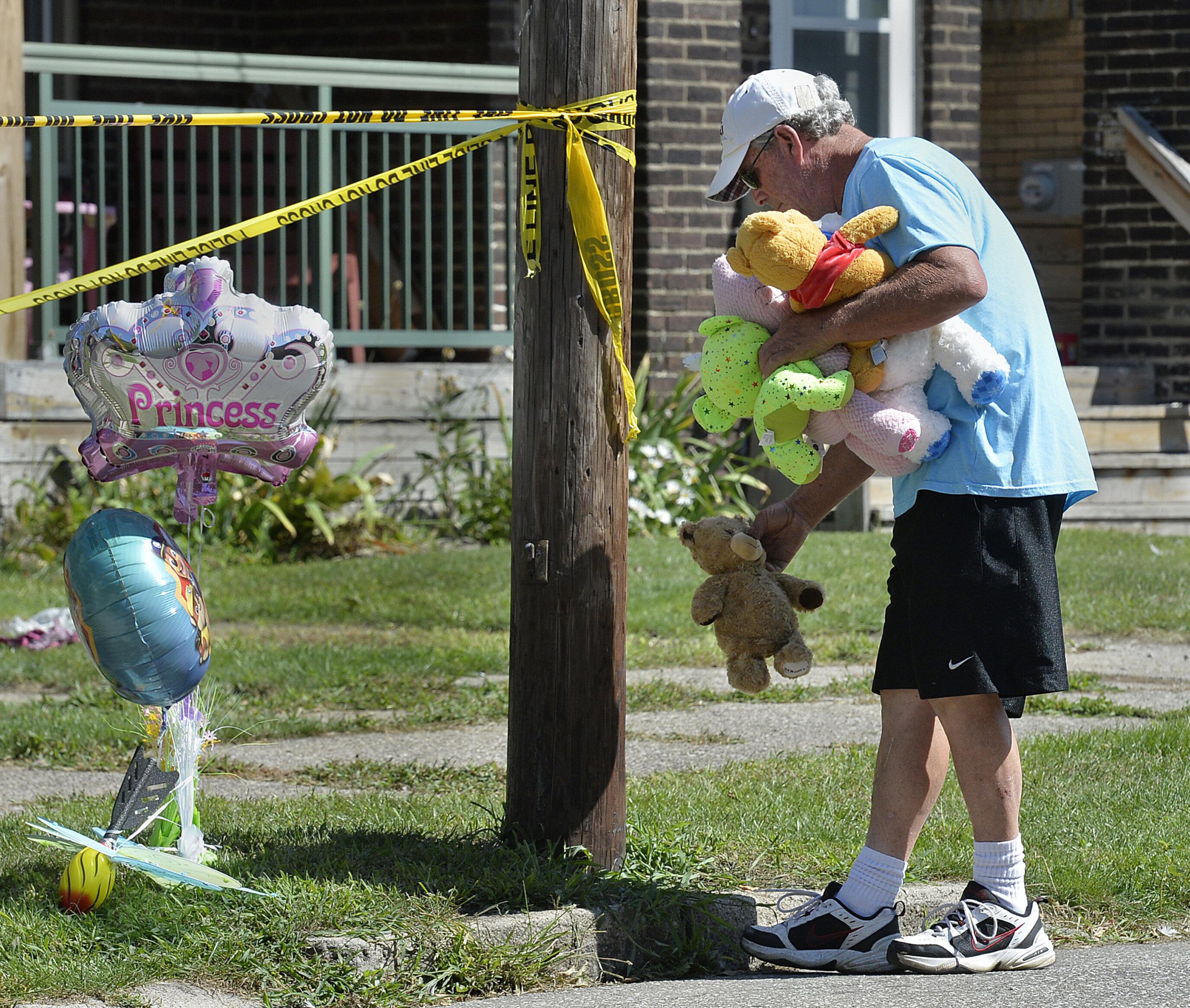 Fire At Pennsylvania Day Care Kills 5 Children