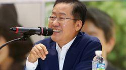"""홍준표가 """"당 대표 나설 생각 없다""""며 한국당을"""