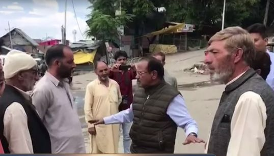 Man In Video With Ajit Doval Had No Idea Who He Was Talking